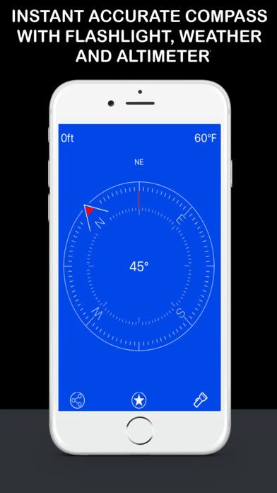 Compass Now PRO screenshot 1