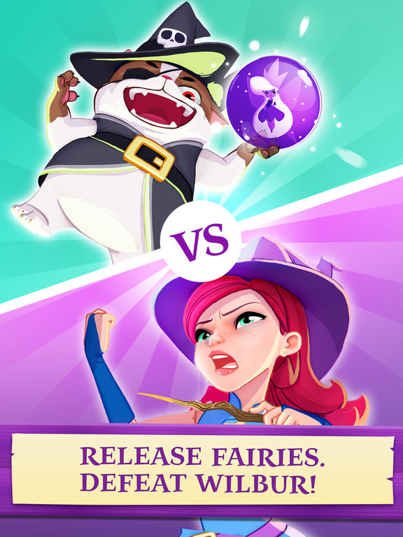 Bubble Witch 3 Saga screenshot #3