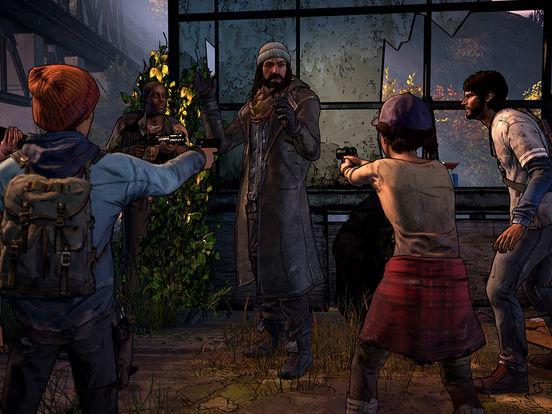 The Walking Dead: A New Frontier screenshot #3