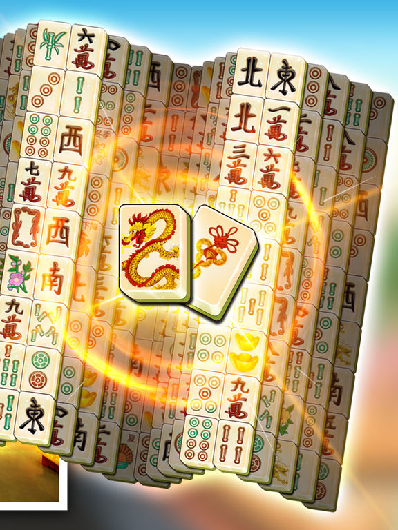 Majong Classic 3D - Mahjong Deluxe Pro screenshot 7