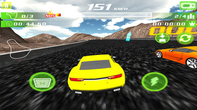 Mountain Stunt Race screenshot 1