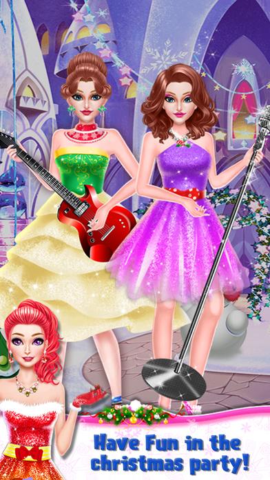 Christmas Girl Party Makeover screenshot 5