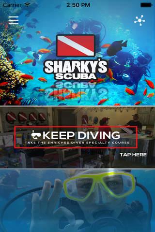 Sharky's Scuba - náhled