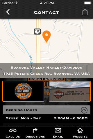 Roanoke Valley Harley-Davidson - náhled
