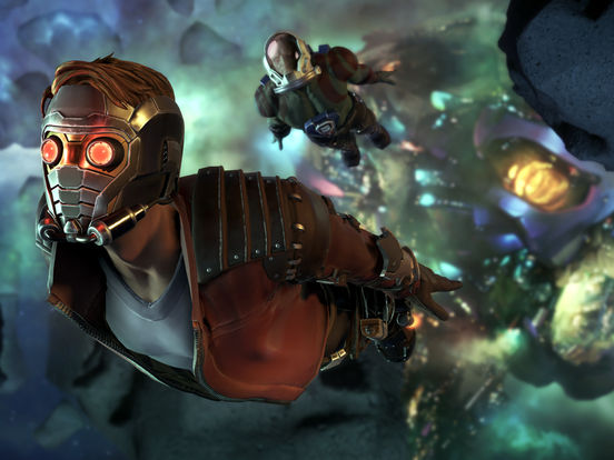 Guardians of the Galaxy TTG screenshot 8