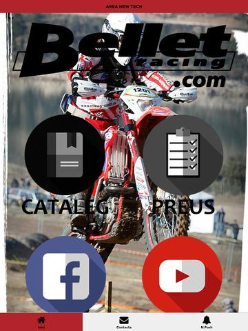 Bellet Racing BRApp - náhled