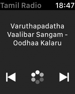 Tamil Radio FM - Live Tamil Music app for iPhone: reviews