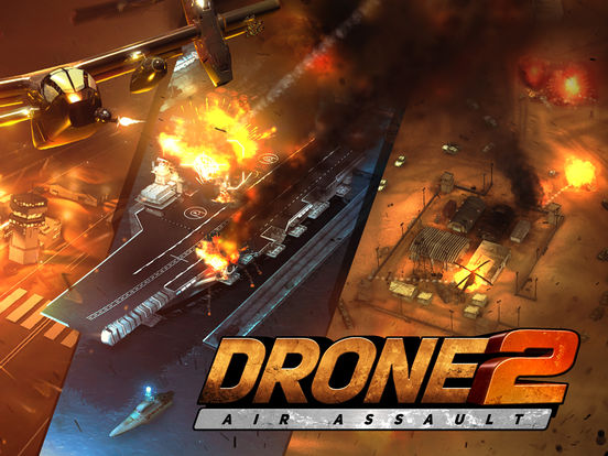 Drone 2 Air Assault screenshot 6