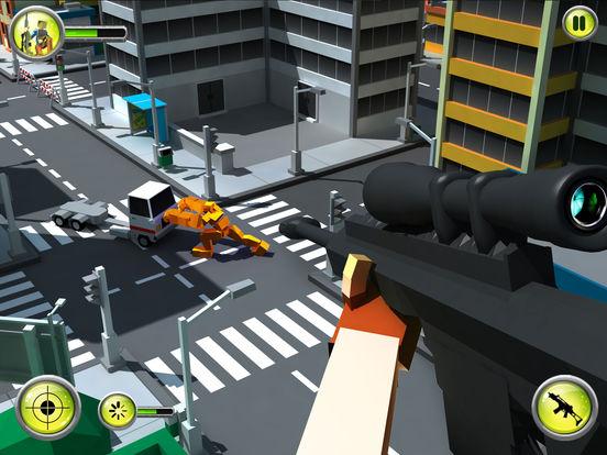 Pixel Survival Sniper screenshot 7