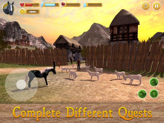 Horse Family Simulator Full screenshot 8