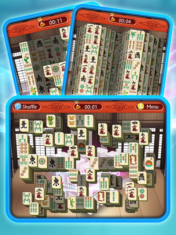 Mahjong Tiles Hd - Majhong Tower Blast screenshot 10
