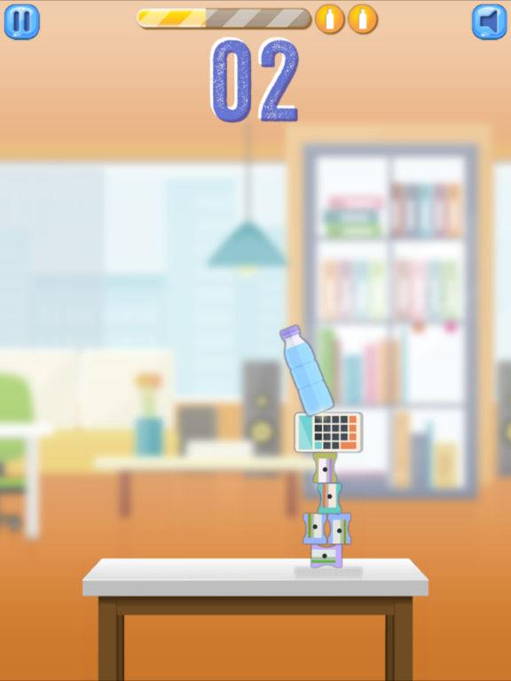 Bottle Flip Challenge (ad free) screenshot 8