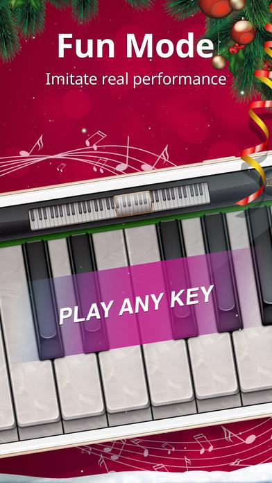 Christmas Piano - Songs, Games & Music Keyboard screenshot 3