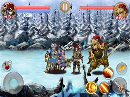 RPG-Shadow Sword Pro. screenshot 7