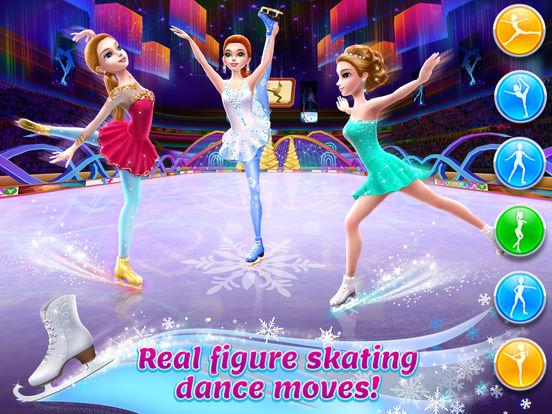 Ice Skating Ballerina screenshot 7