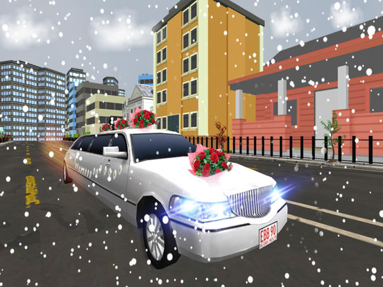 Limo Wedding Transport with Luxurious Parking screenshot 9