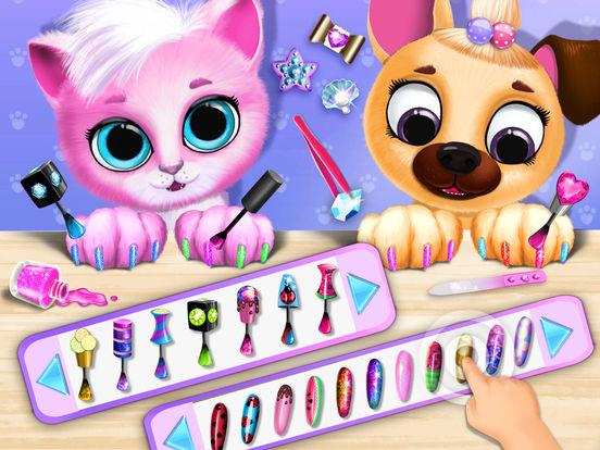 Kiki & Fifi Pet Beauty Salon - No Ads screenshot 9