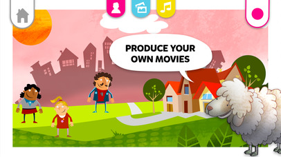 Movie Maker For Kids screenshot 2