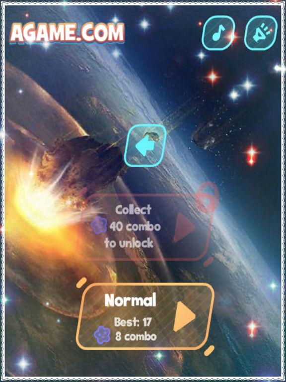 Space Falling Crush Ball screenshot 6