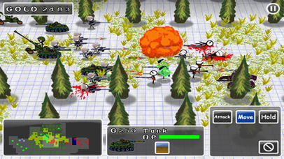 Doodle Wars : War On Terror ! screenshot 3