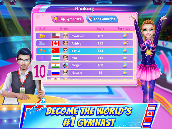Gymnastics Superstar screenshot 10