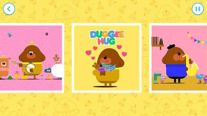 Hey Duggee Jigsaws screenshot 1