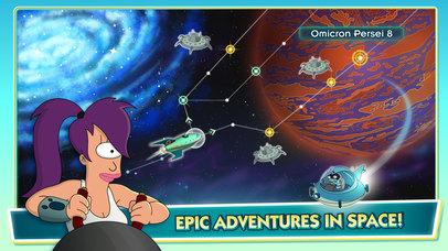 Futurama: Worlds of Tomorrow screenshot 5