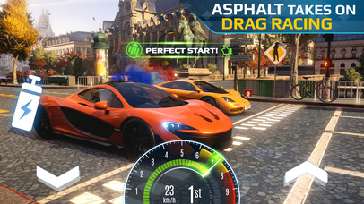 Asphalt Street Storm Racing screenshot 1