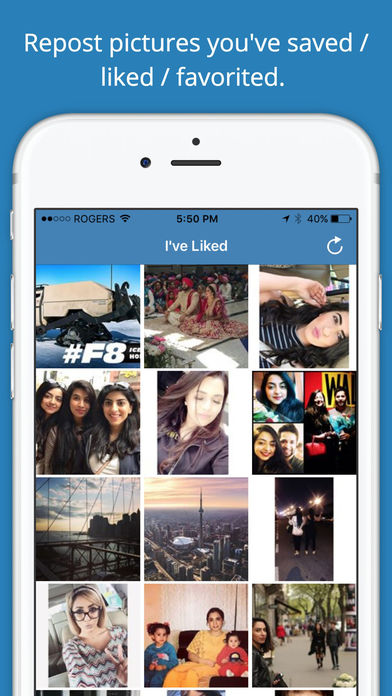 Quick Save - Repost your Instagram Photos & Videos Screenshot