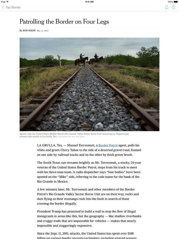 The New York Times screenshot 7
