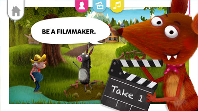 Movie Maker For Kids screenshot 1