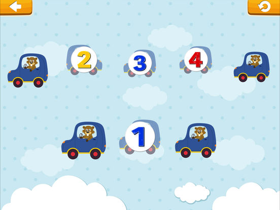 Smart Baby! Vehicles. Toddler Games for boys girls screenshot 8