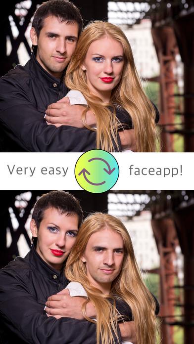 faceapp! screenshot 1