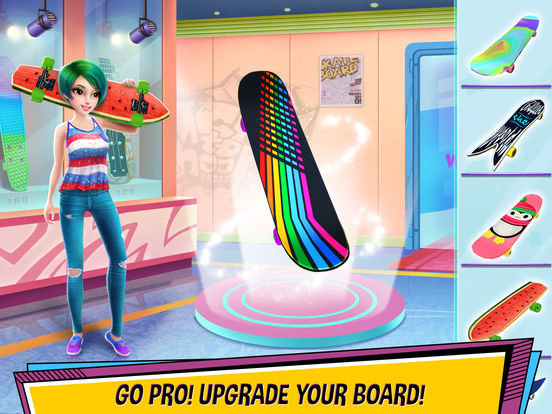 City Skater Board Master screenshot 8