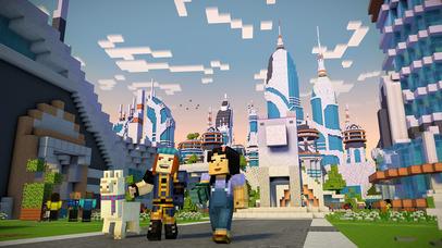 Minecraft: Story Mode - S2 screenshot 3