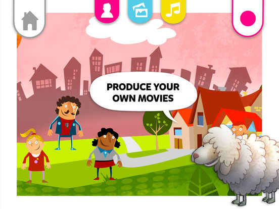 Movie Maker For Kids screenshot 6