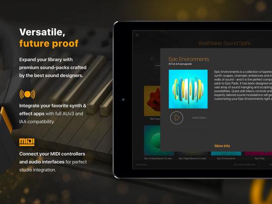 BeatMaker 3 screenshot 5