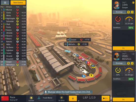 Motorsport Manager Mobile 2 screenshot 9