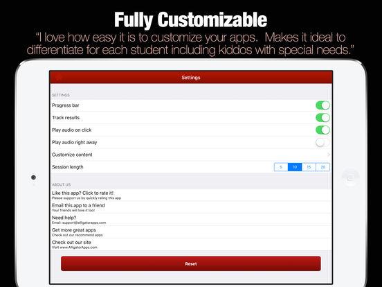Articulation Cards screenshot 9
