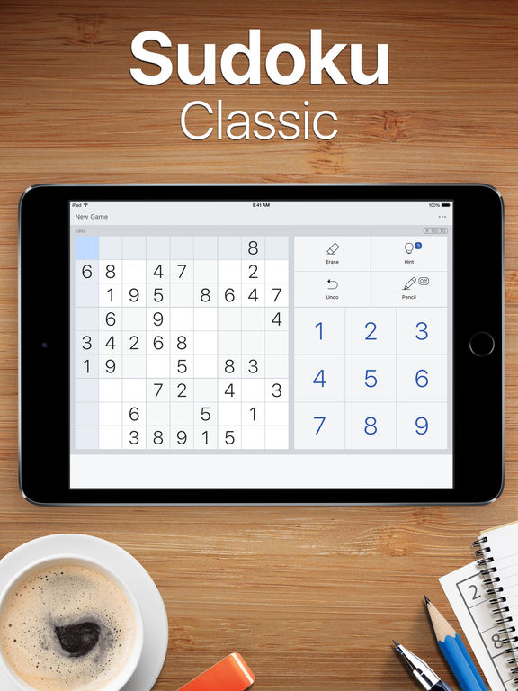 Sudoku – Classic Puzzle Game screenshot 6