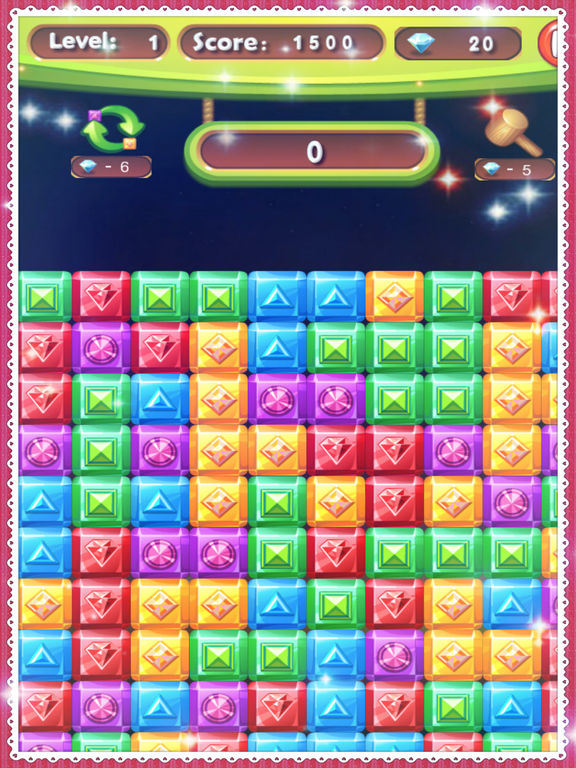 Diamond Crush Games World 2017 Puzzle screenshot 5