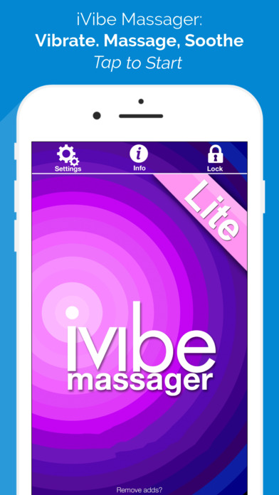 iphone randomly vibrates ivibe vibrating massager vibrate soothe app 3139