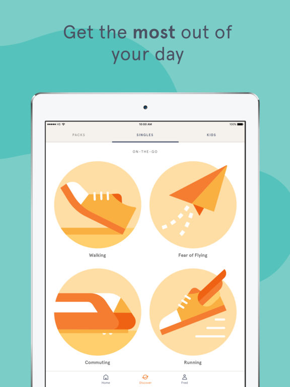 Headspace: Meditation & Sleep screenshot 10