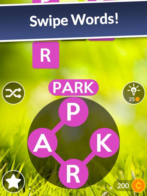 Wordscapes screenshot 6