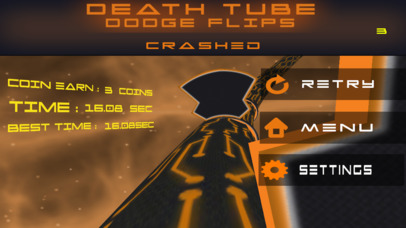 Death Tube - Dodge Flips screenshot 3