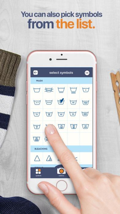 فكرة عبقرية: تطبيق Washtag دليلك لغسل الملابس بطريقة سليمة