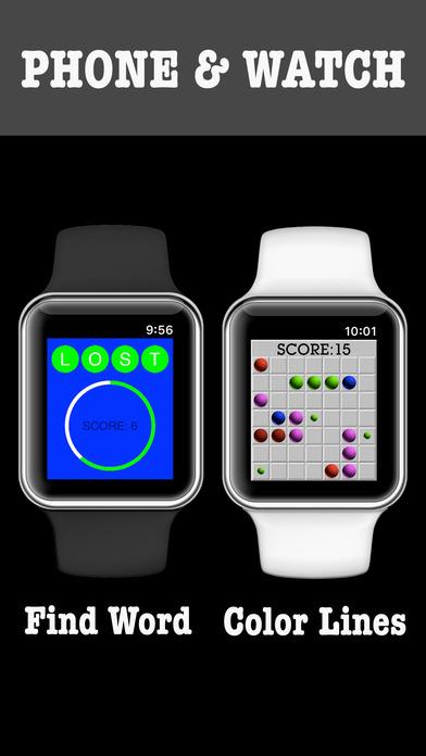 Watch Games Pack 1 screenshot 2