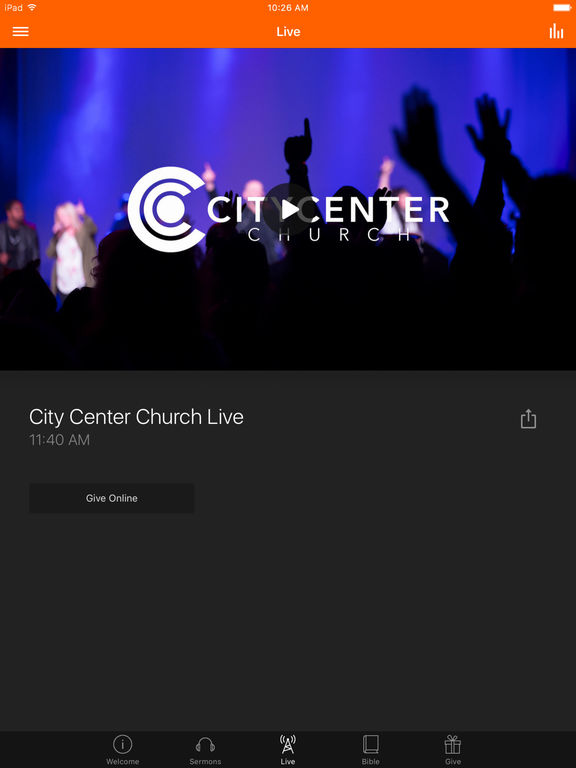 City Center Church App screenshot 6