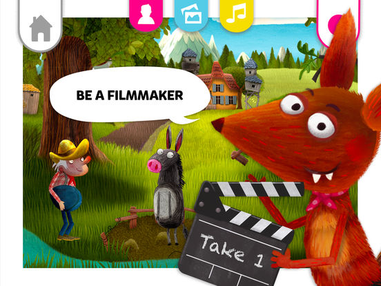 Movie Maker For Kids screenshot 10