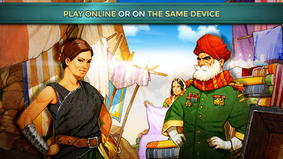 Jaipur: the board game screenshot 3